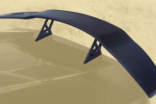 Rear wing v1