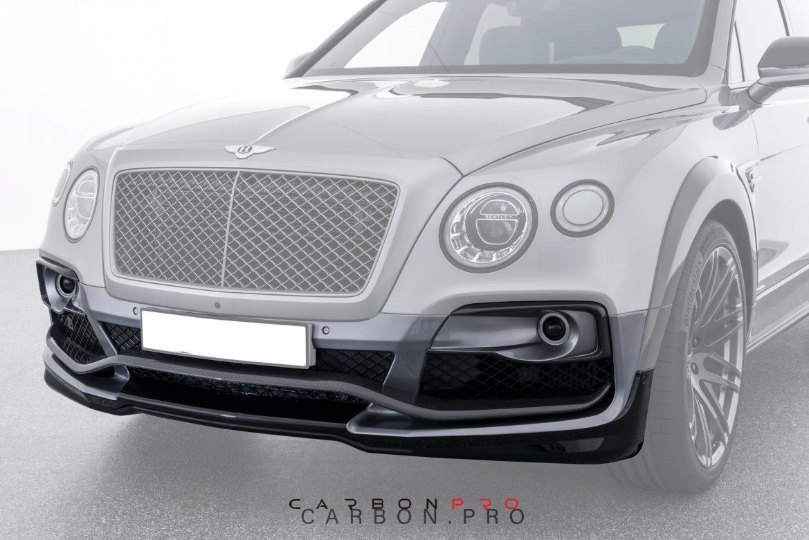Front bumper – Carbon.pro